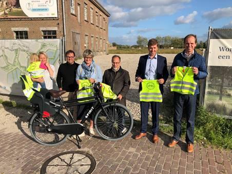 Stad Veurne, ION en WVI zorgen voor veilige fluohesjes